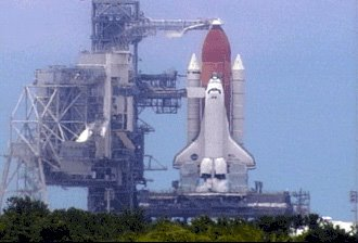 space shuttle landing distance - photo #40