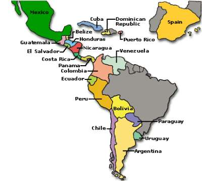 Did You Know?: List of Spanish Speaking Countries ...