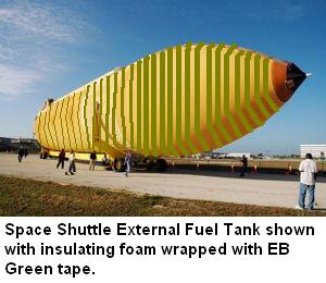 Space Shuttle External Tank Re-Entry - Pics about space