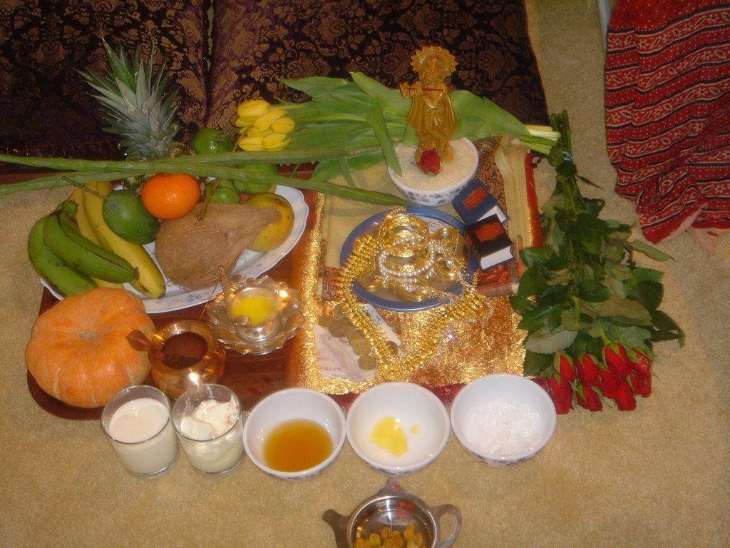 Indian Potpourri-Recipes,Culture,Ethnicity: Vishukkani