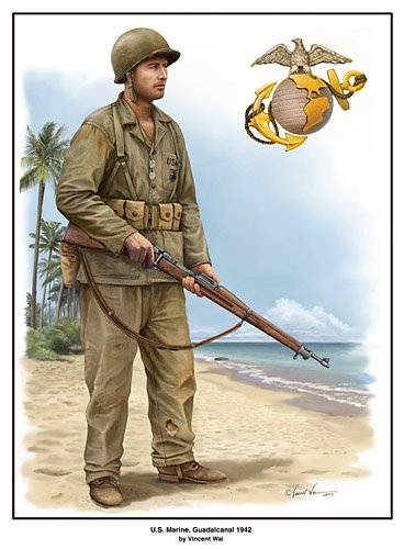 Vincent Wai's military art: Update of the USMC at ...