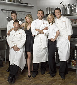 Kitchen Confidential Tv Show Review