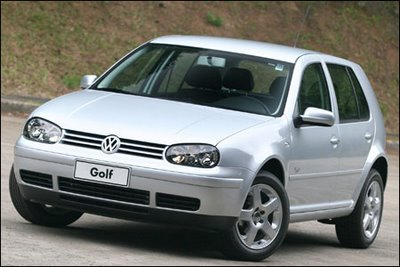 Golf_TF_01 VW lança Golf Total Flex - 1.6 e Flash