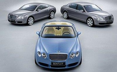 bentley5 Bentley apresenta Continental GTC no Salão de Nova York
