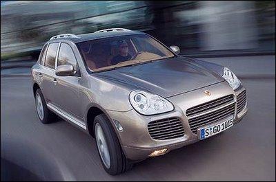 """cayenne_TS_01 Porsche Cayenne ganhará versão top de linha """"Turbo S"""" de 521 cv em Detroit"""