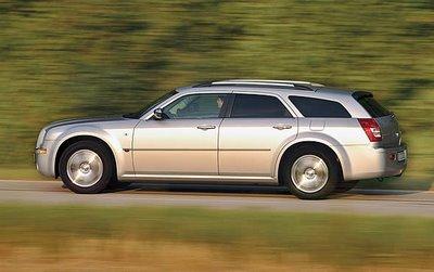 chrysler300Ctouring_zoom2 Chrysler traz perua 300C para o Brasil