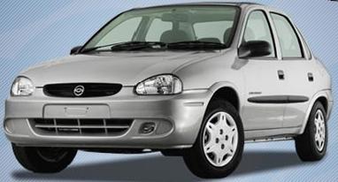corsa_sedan.0 Chevrolet acaba de convocar Recall para Celta, Classic e Omega