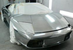 cromada_p 50 Cent mandou cromar seu exclusivo Lamborghini Murciélago