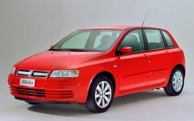 fiatStilo2006_zoom1 Última reestilização do Fiat Stilo na Europa - modelo sairá de linha em um ano