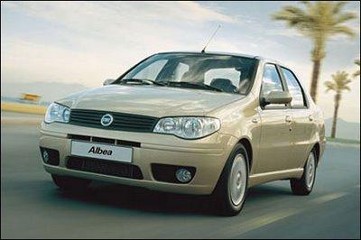 fiat_albea Fiat: modelo de baixo custo pode chegar