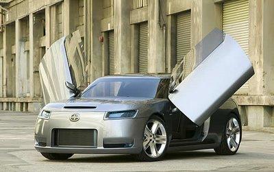fuse-1 Scion Fuse - protótipo da Toyota