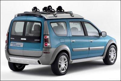 logansteppe_03 Renault mostra Dacia Logan perua