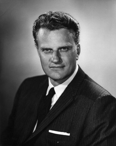 Moore About Billy Graham | Tim Brister
