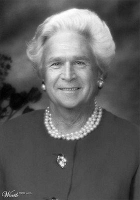 George 'Laura' Bush