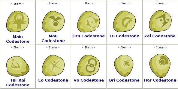 Me and My Neopets: Codestone