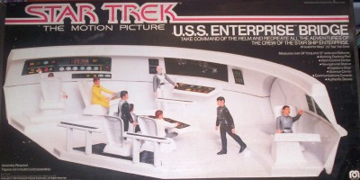 From the Archive: Star Trek: The Motion Picture Enterprise