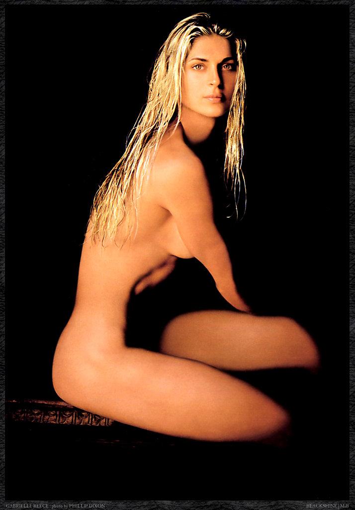 gabrielle nude picture reece