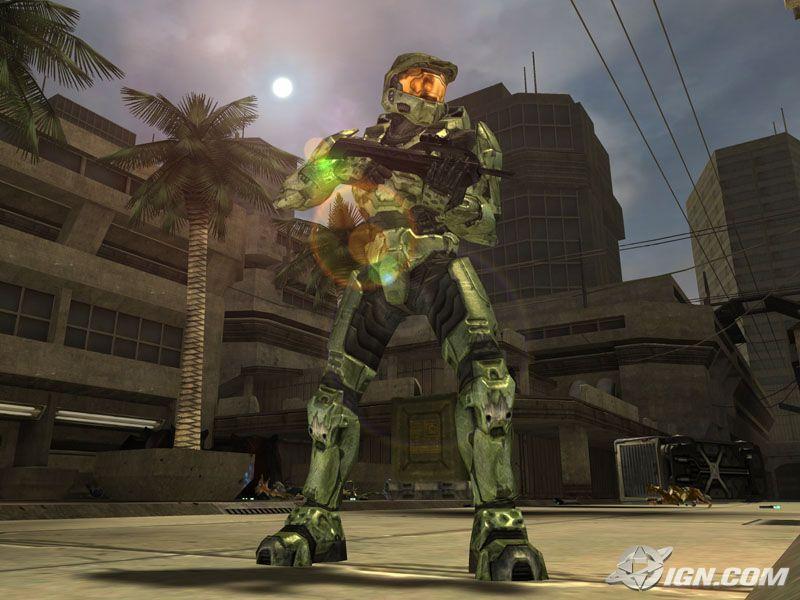 Arbiter's Judgement: Halo 2, Doom 3, and Half-Life 2 (Xbox