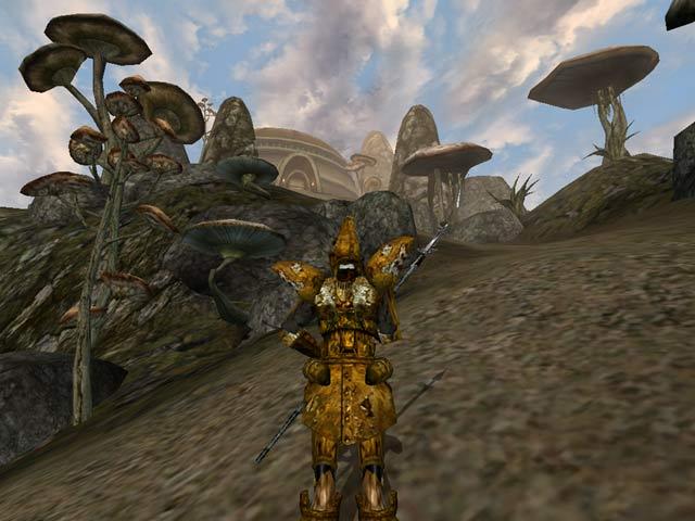 Arbiter's Judgement: The Elder Scrolls III: Morrowind - Game