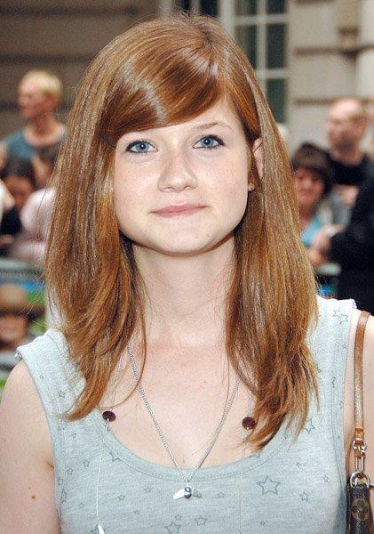 ginny weasley actress
