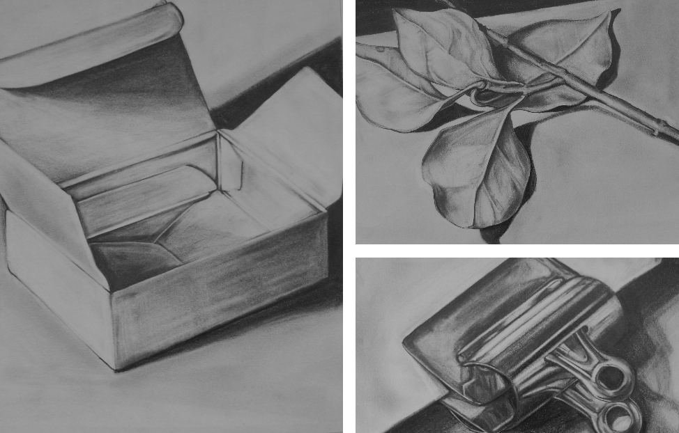 Sketch 365 Gallery – More Objects · Merlin Rebrović  |Pencil Sketch Simple Object