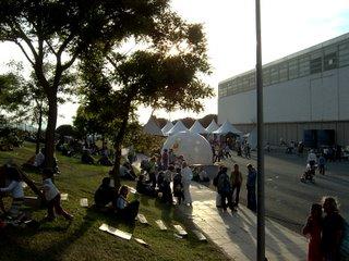 Foto del exterior de Biocultura Barcelona
