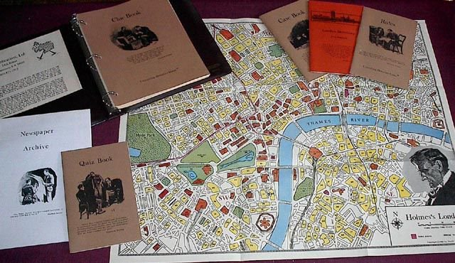 Gone Gaming The Sherlock Holmes Consulting Detective Series