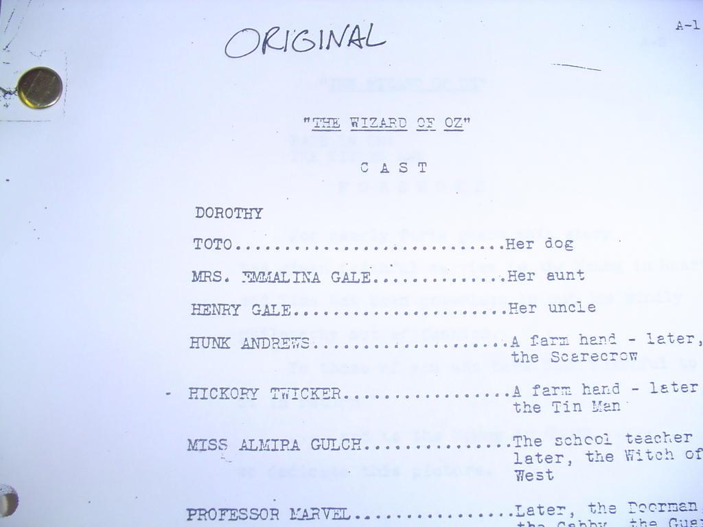 movie scripts online
