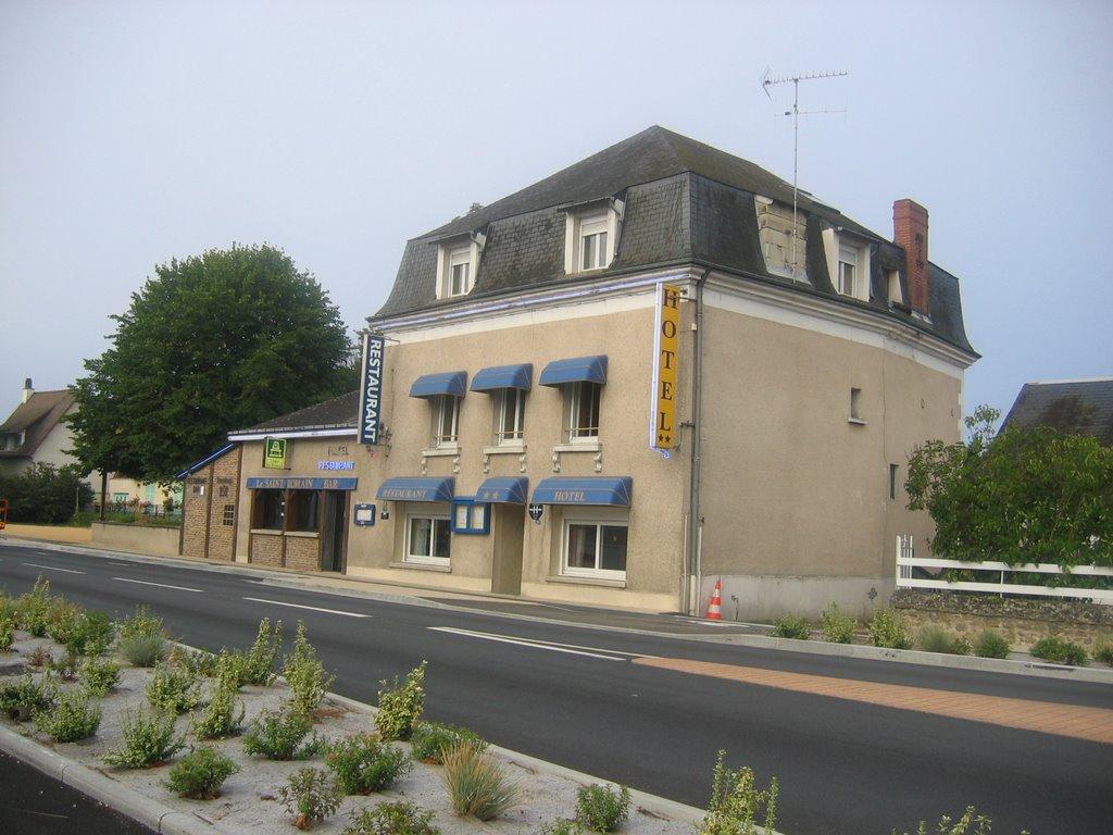Restaurant Route St Alvere