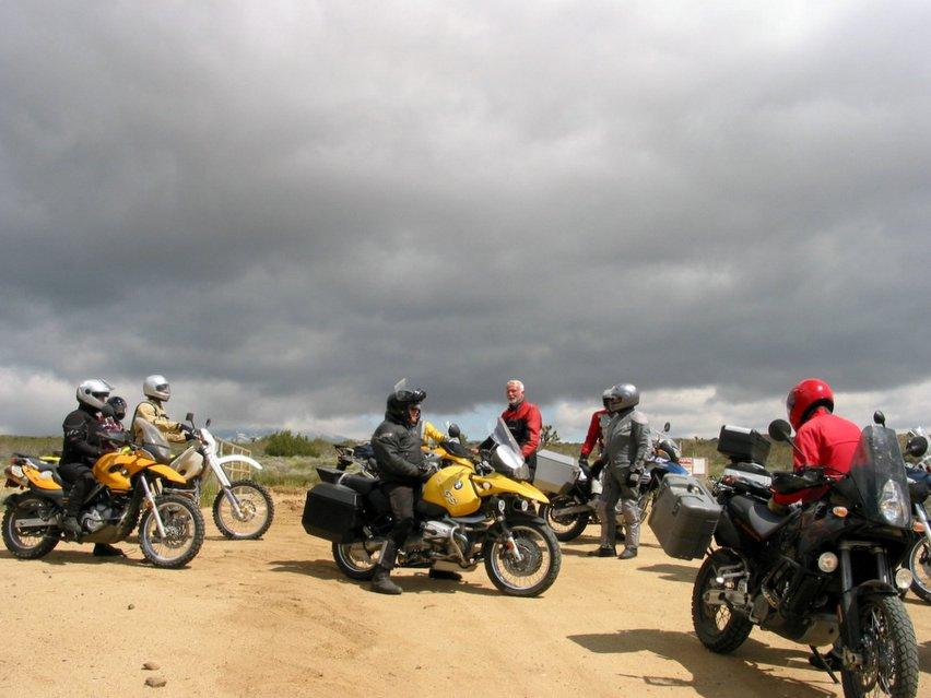 RawHyde Adventure training in Antelope Valley