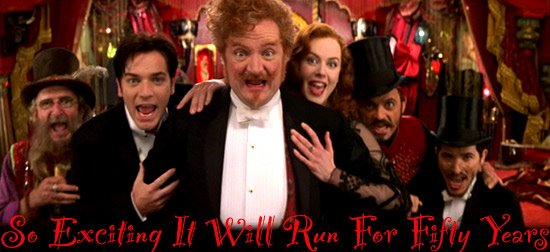 An analysis of the movie moulin rouge