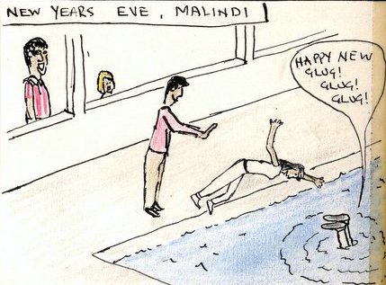 George stan rover reunion july 2006 - Impala club nairobi swimming pool ...