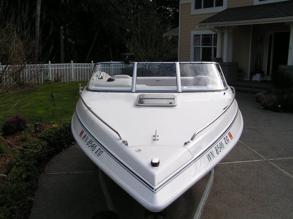 1997 Mirage 202 Boat For Sale - $13,950 - (206) 465-8305: 2