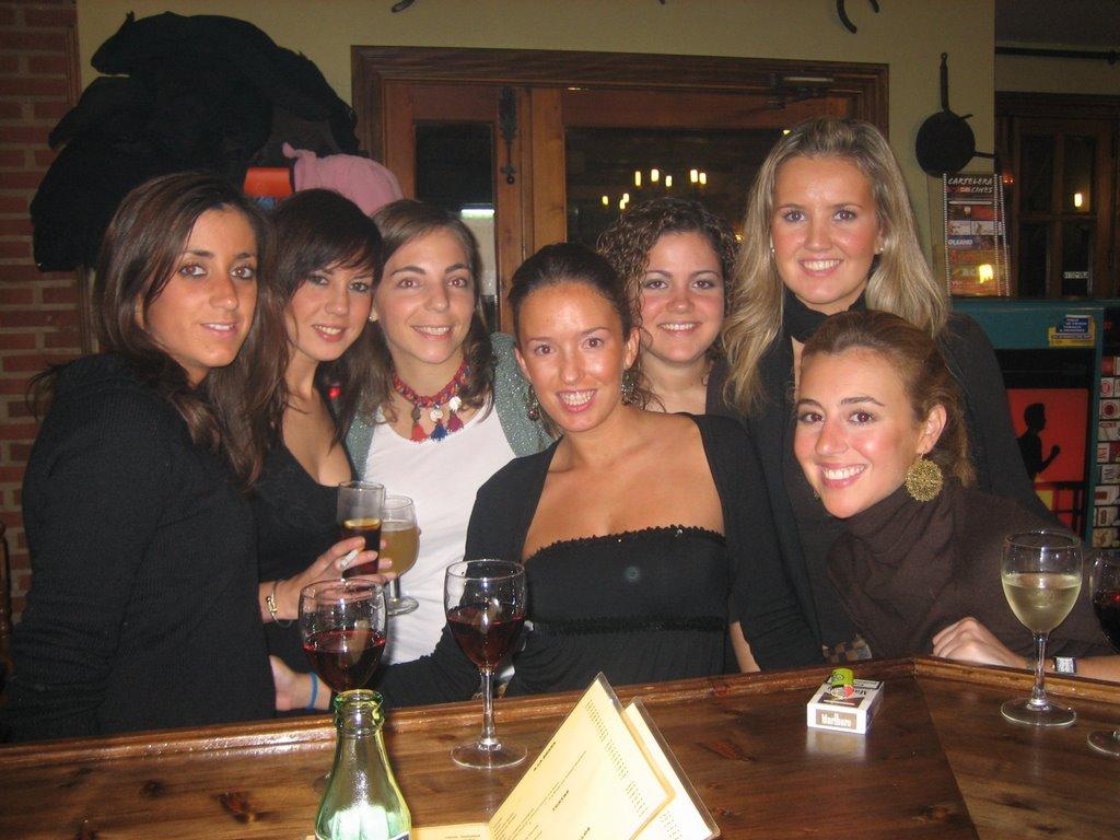 Chicas para contactos en Salamanca