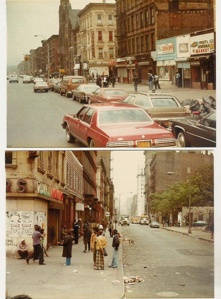 The 70s & 80s: THE BIG APPLE