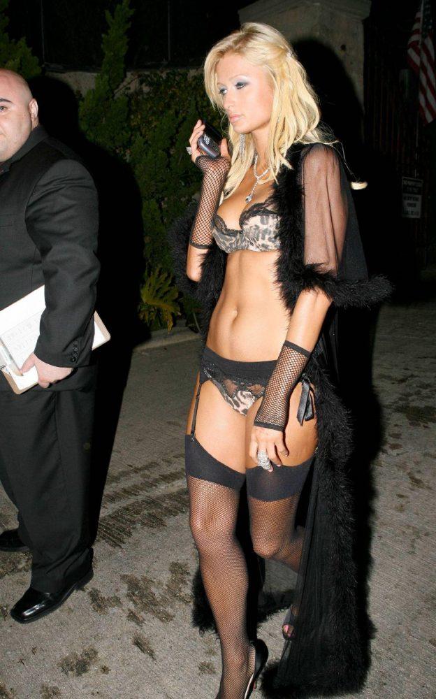 Paris Hilton Lingerie Line 21