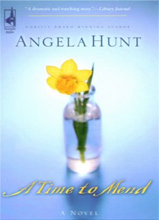 Book of the Month: A TIME TO MEND