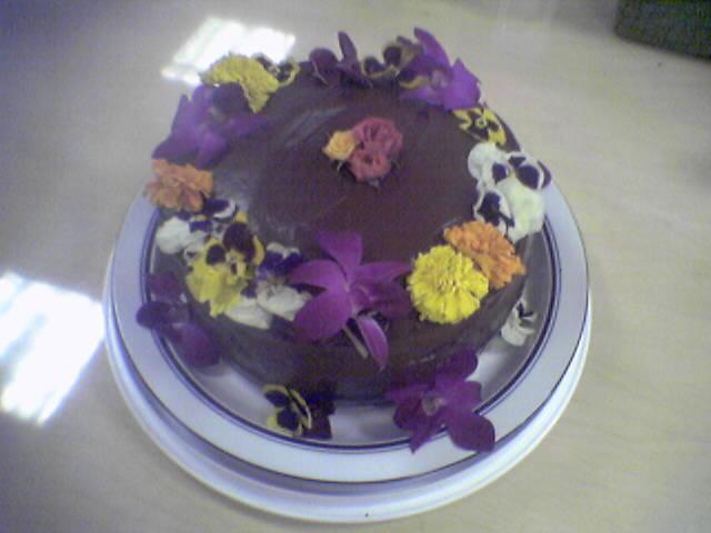 Dictionary Birthday Cake