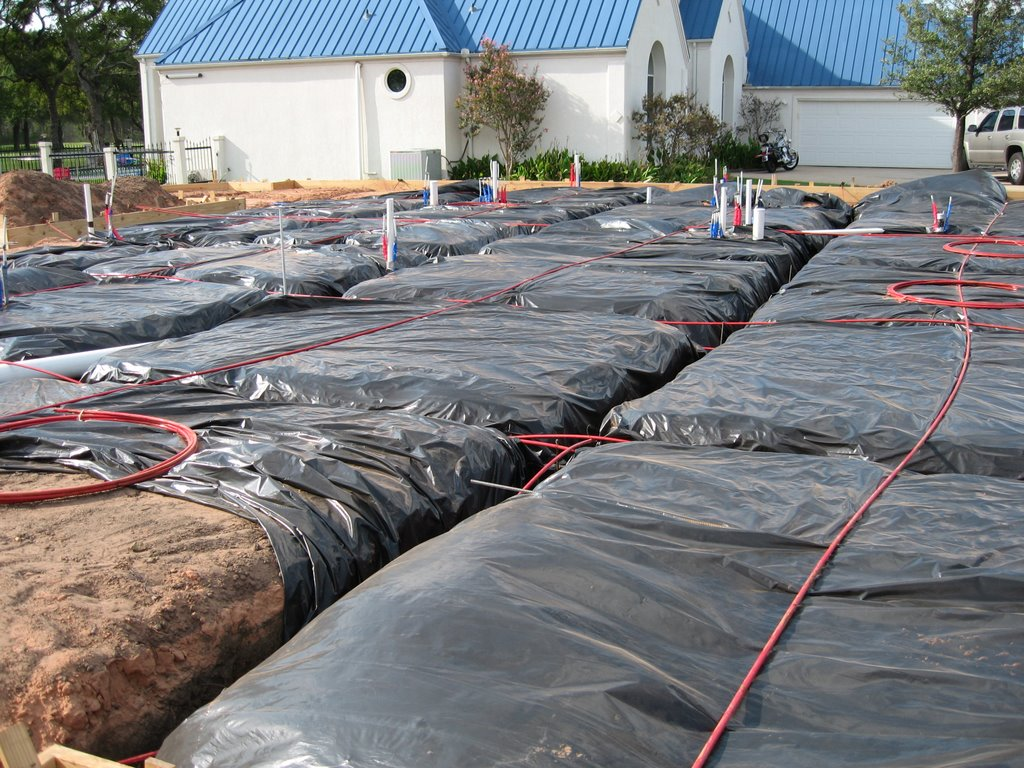 The Swamp: Vapor Barrier And Cables