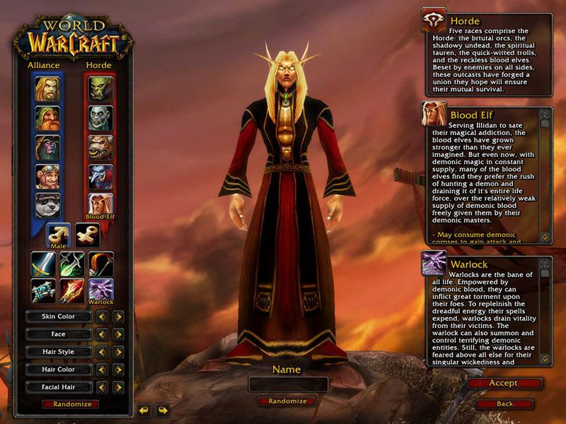 Through The Looking Glass World Of Warcraft Fake Expansion