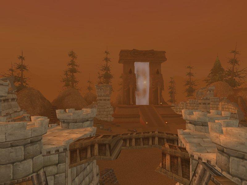 ... Scholomance with placeholder Dark Portal entrance.  http://photos1.blogger.com/blogger/8...20Blizzard.jpg Guardian of Blizzard.