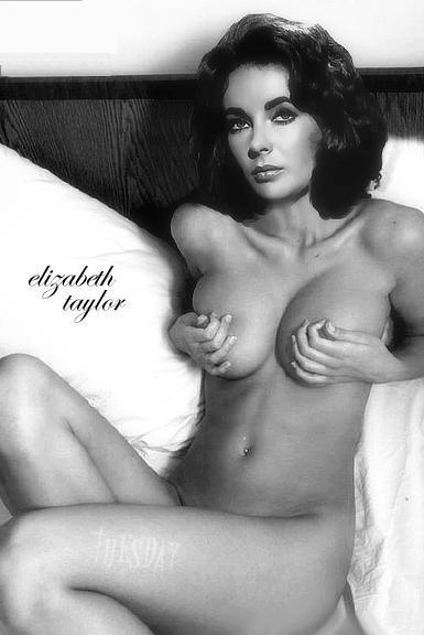 Elizabeth taylor on nude #2