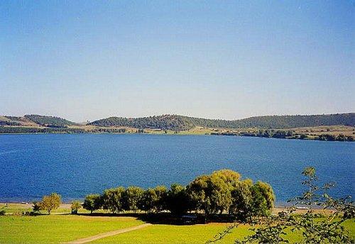 Spiaggia per cani | Spiaggia sul Lago | Casale di Martignano