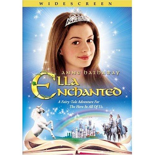 Anne Hathaway Movies: The Teen Cultural Revolution: Movie Review: Ella Enchanted