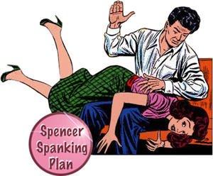 Spencer spank blogspot