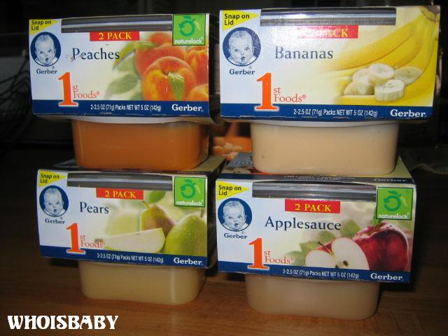 Family Friend Food Amp Fun Baby Food Stage 1