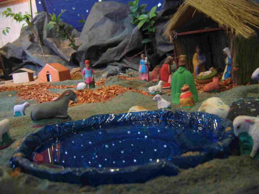 Christmas Crib Or Pulkoodu