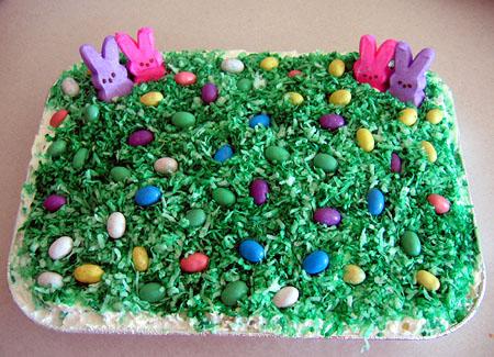 Crazy Cake Designs Easter Cake Design