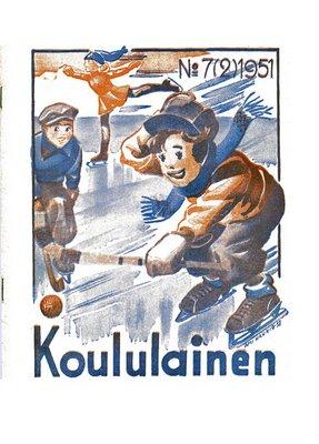PopuLAARI: Vanha Koululainen-lehti
