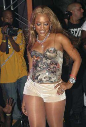 What here Stripper trina video think